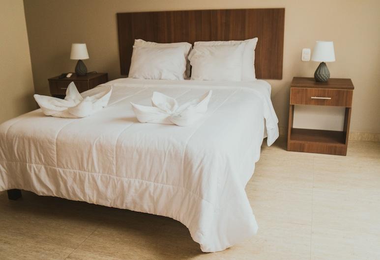 Villa oasis, Іка, Стандартний номер, 1 ліжко «квін-сайз», для некурців, приватна ванна, Номер