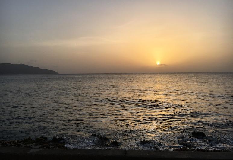 S t. Croix Increíbles Vistas de Buck Island en la Ruta Escénica de North Shore, Christiansted, Playa