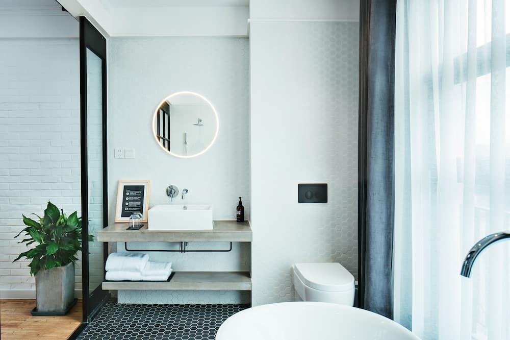 シグネチャー ダブルルーム - バスルーム