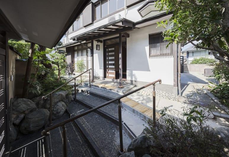 清水花園飯店, Kyoto, 入口