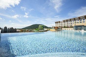 西歸浦神話濟州神話世界飯店及渡假村的相片