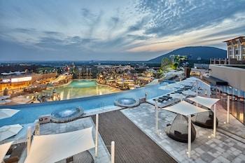 Hình ảnh Shinhwa Jeju Shinhwa World Hotel & Resorts tại Seogwipo