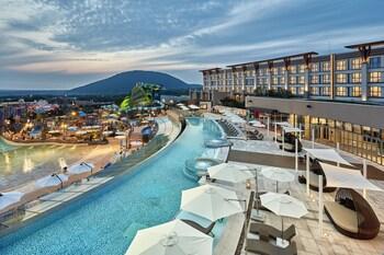 Φωτογραφία του Shinhwa Jeju Shinhwa World Hotel & Resorts, Σεογκουίπο