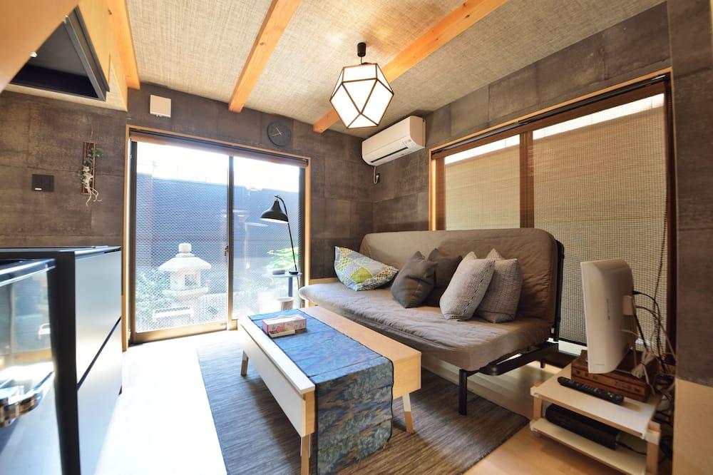 Zimmer (Takeya Nishijin Hanare) - Wohnzimmer