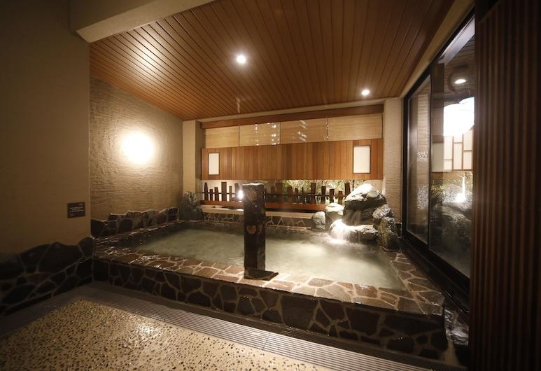 天然温泉 水都の湯 ドーミーインPREMIUM大阪北浜, 大阪市, 大浴場