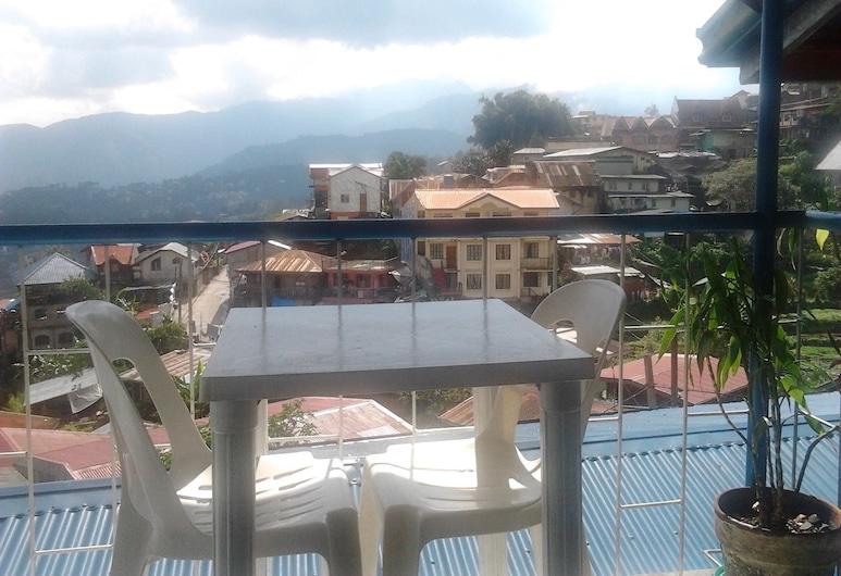 3BR unit 7 Jefrell apartments, Baguio, Apartment, 3 Bedrooms, Balcony