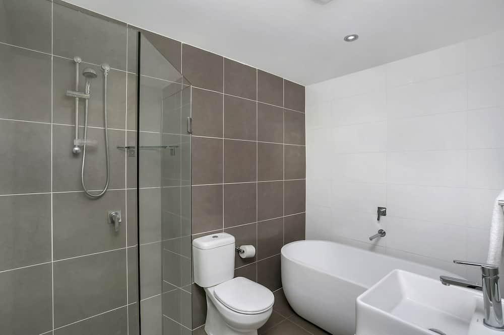 Апартаменти, 2 спальні, 2 ванни - Ванна кімната