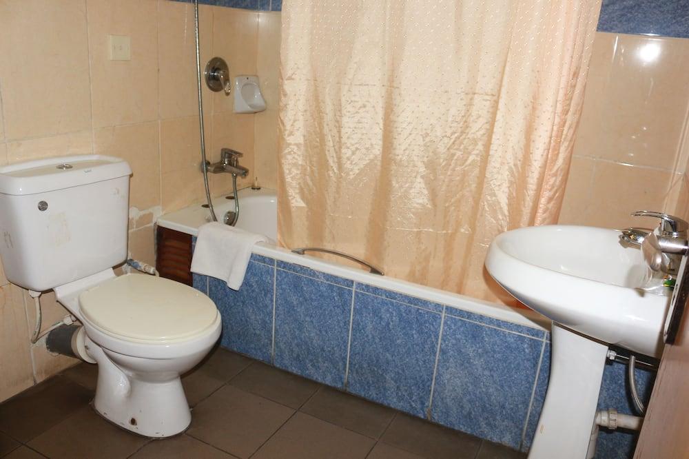 精緻客房 - 浴室