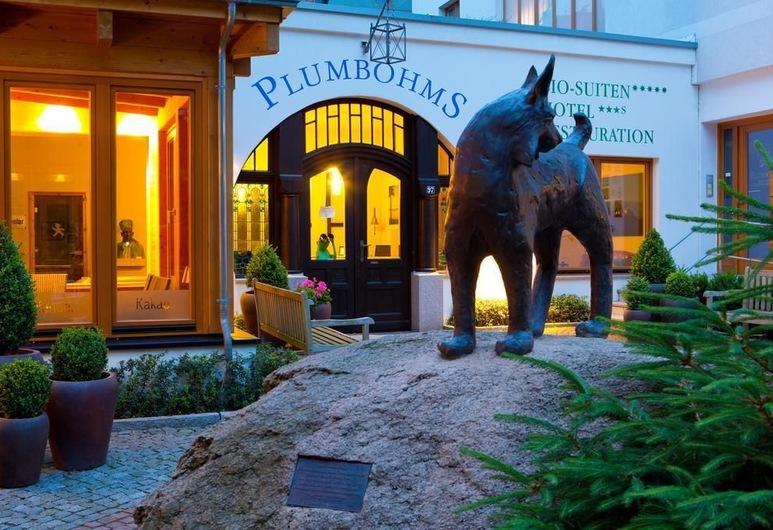 Plumbohms Echt-Harz-Apartments, Bad Harzburg, Fachada del hotel