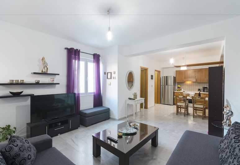 Apartment near center of Rethimno, Rethymno, Bilik Rehat