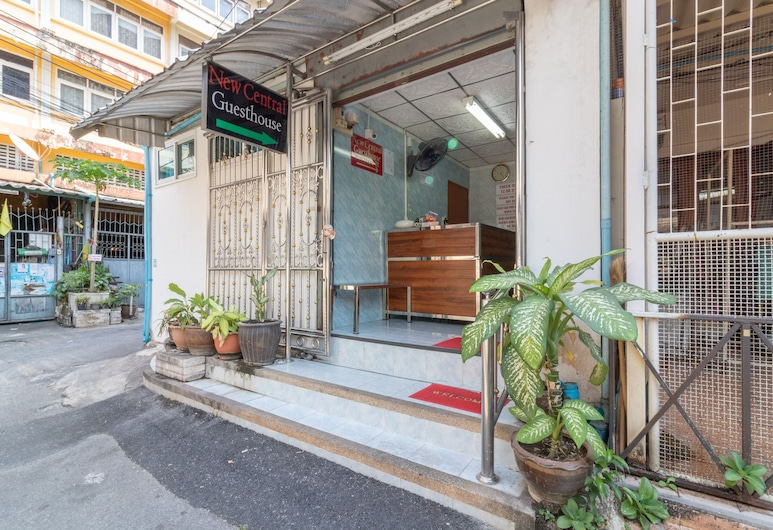 New Central Guesthouse, Bangkok