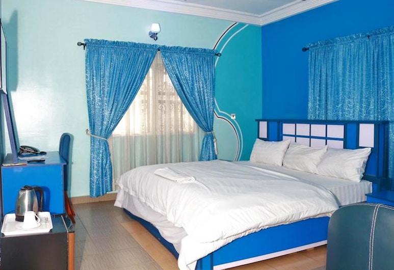 Resdon Hotel and Suites, Port Harcourt, Habitación doble ejecutiva, Habitación