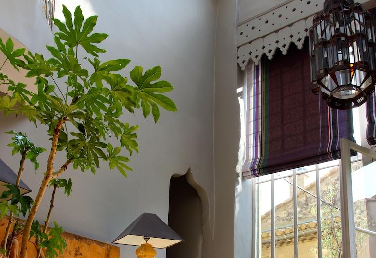 L'appartement de l'Atelier d'artiste, Avignon, Dzīvokļnumurs, Dzīvojamā zona