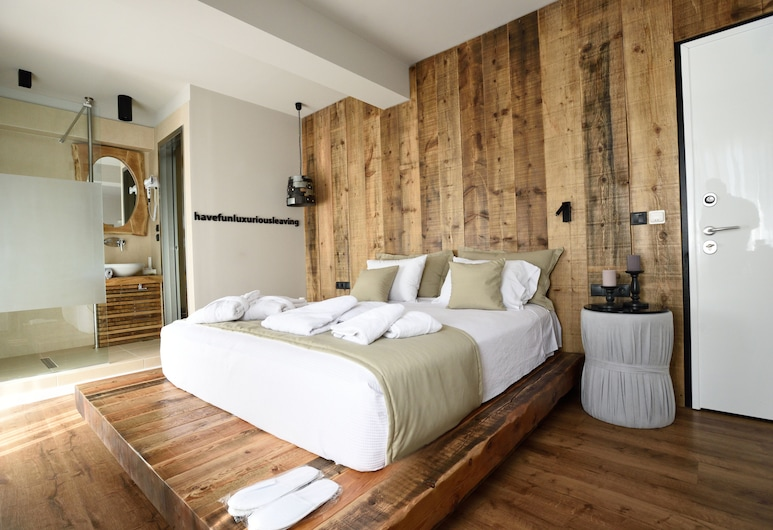 Magnifique Luxury Suites, Solun
