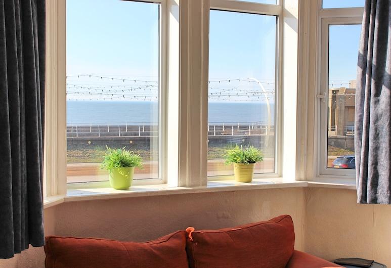 SANDPIPER HOLIDAY APARTMENTS, Blackpool, Departamento, 2 habitaciones (Apartment 3, First Floor ), Vista desde la habitación