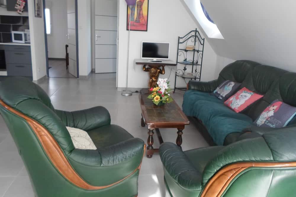 בית קומפורט, 2 חדרי שינה - אזור מגורים