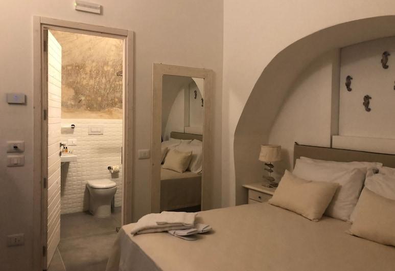 Il Giardino della Regina, Gallipoli, Habitación clásica doble, 1 cama de matrimonio, no fumadores, Habitación