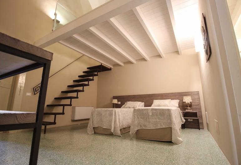Il Giardino della Regina, Gallipoli, Phòng Suite Cao cấp, Nhiều phòng ngủ (Corte Fondaco), Phòng