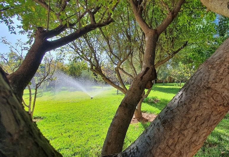 Dar Gonzo Resort & Spa, เทมสเลาท์, สวน