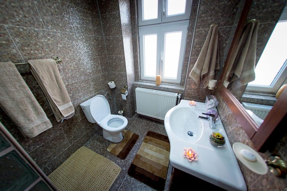 Apartamento Deluxe - Cuarto de baño