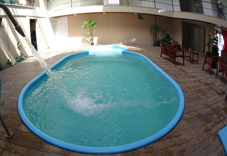 Hotel Aracaju Express, Aracaju, Indoor Pool
