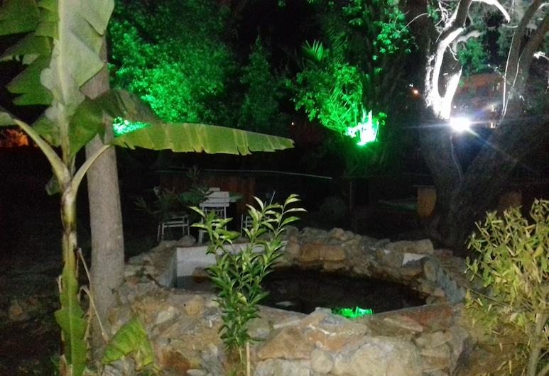 Iskele Butik Otel, Anamur, Poolside Bar