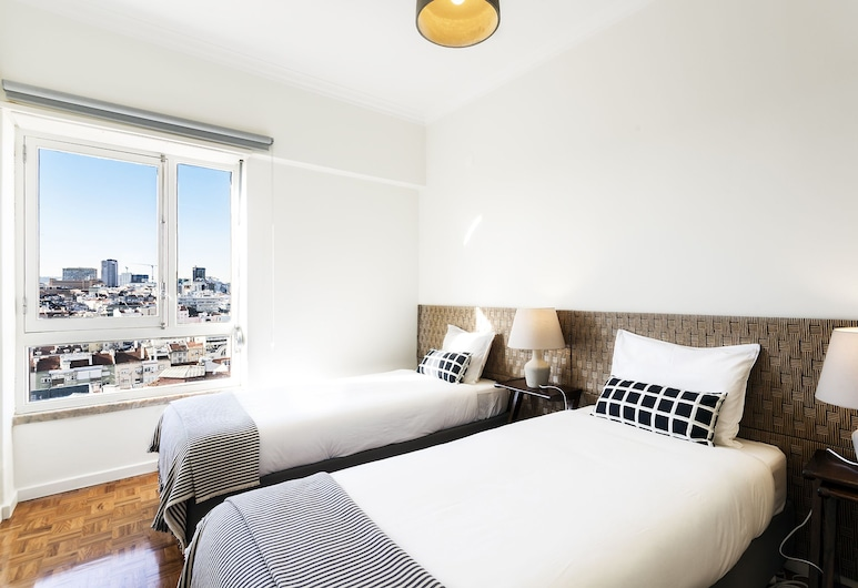 Anjos Premium Apartment, Lisbon, Apartment, 2 Bedrooms (6B), Room