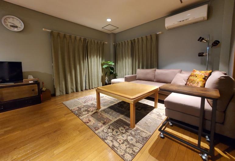 竹之居酒店, 大阪, 單棟房屋 (Apartment house), 客廳