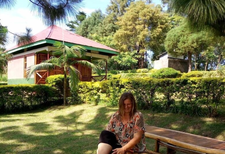 GREEN HOME COTTAGES AND CAMPSITE, Fort Portal, שטחי הנכס