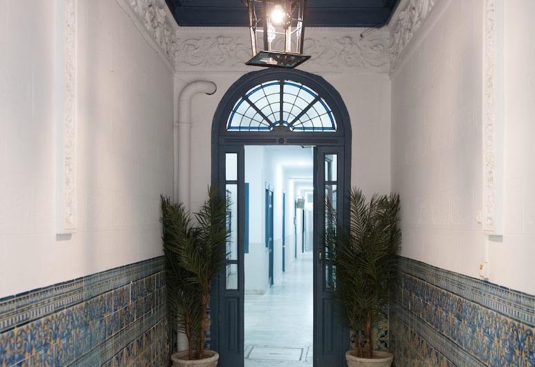 La Paz Market Madrid Salamanca Quarter, Madryt, Apartament, 1 sypialnia, widok na miasto (3C), Pokój