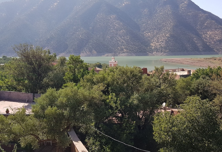 Riad Malak, Ouirgane, Vista desde el hotel