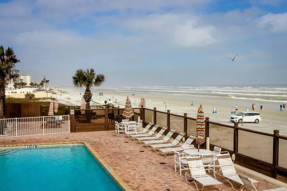 Studio, 1 Bedroom, Private Pool, Ocean View (Sweet Retreat by the Sea) - Outdoor Pool