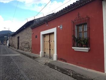 Bild vom Casa de Leon in Antigua Guatemala