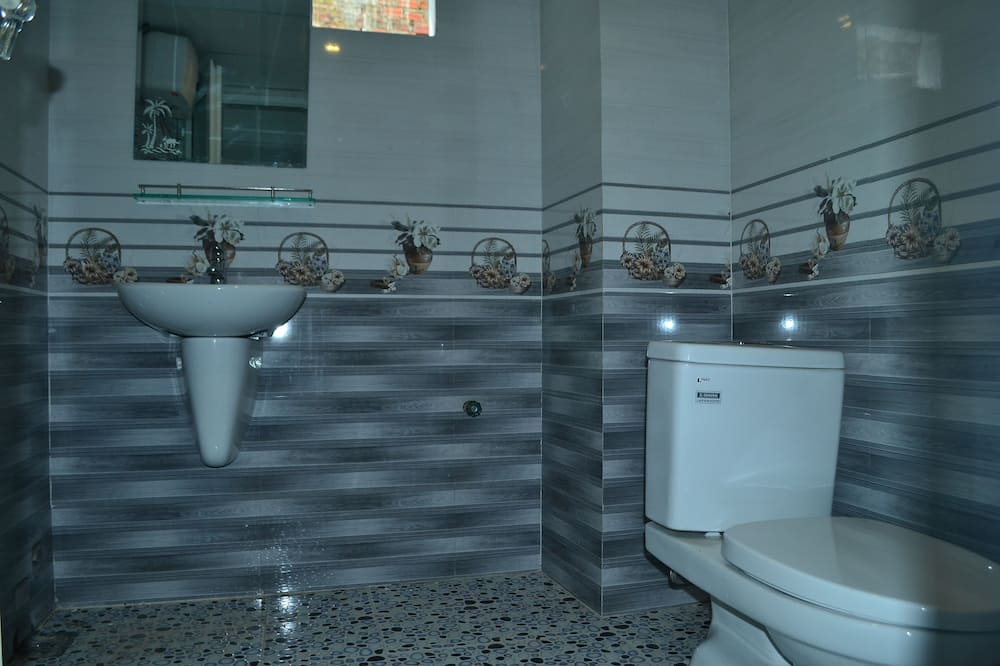 Ubytování ve společné místnosti, smíšený pokoj v ubytovně (Bed in 4-Bed) - Koupelna