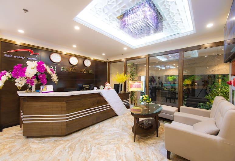 OYO 172 ダイ パット ホテル, ハノイ, フロント