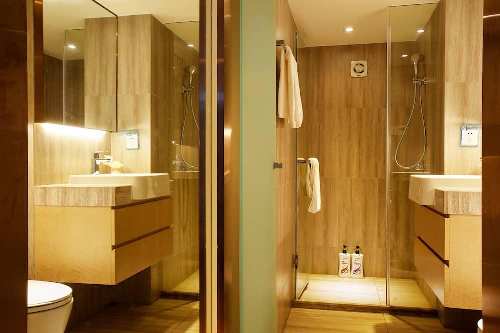 一居室行政套房 - 浴室