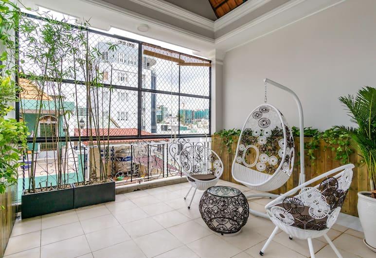 APA Saigon, Ho Chi Minh-Stad, Tweepersoonskamer (5), Terras