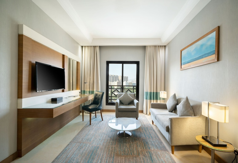 Four Points by Sheraton Makkah Al Naseem, Mekka, Premium-Suite, 2Schlafzimmer, Nichtraucher, Zimmer