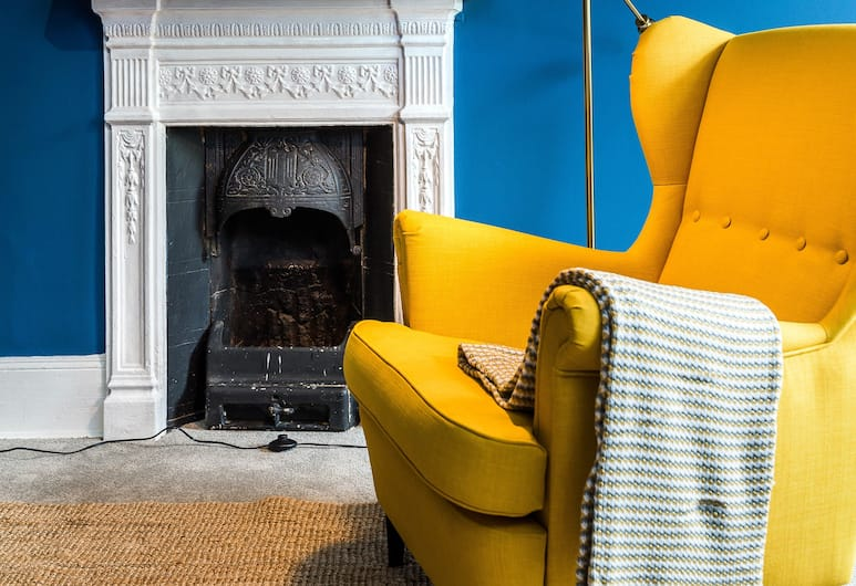 Sherlock's Residence by Allô Housing, London, Design Apartment, 1 Double Bed with Sofa bed, Non Smoking, Living Area