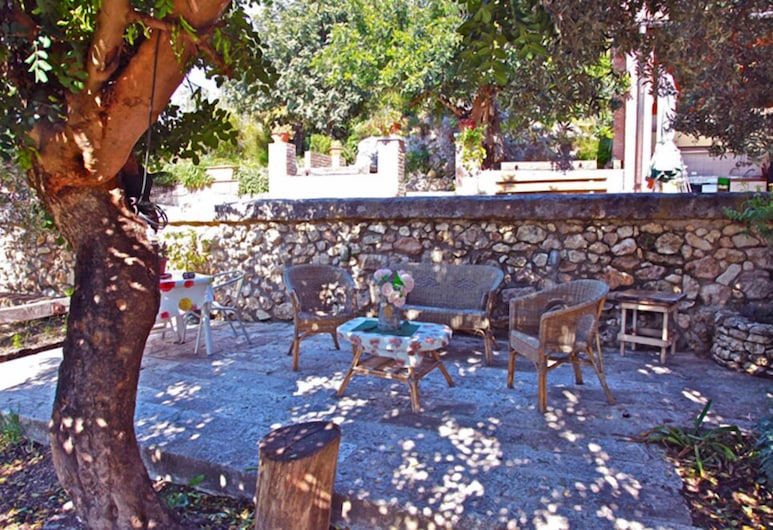 B&B La Ginestra, Sciacca, Terrasse/veranda