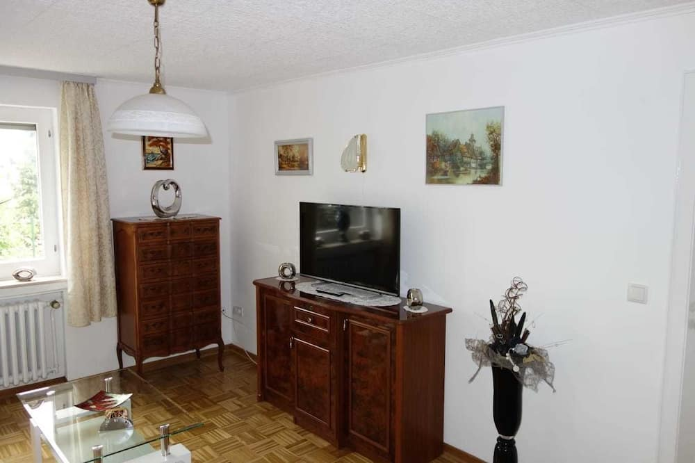 Lägenhet (Werner) - Vardagsrum