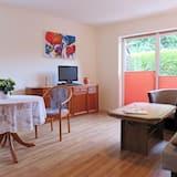 Apartment, 1 Schlafzimmer (inkl. Endreinigungsgebühr € 30,-) - Wohnzimmer