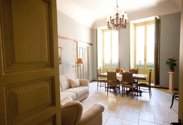 Casa Lopez, Barletta, Sala de estar en el lobby
