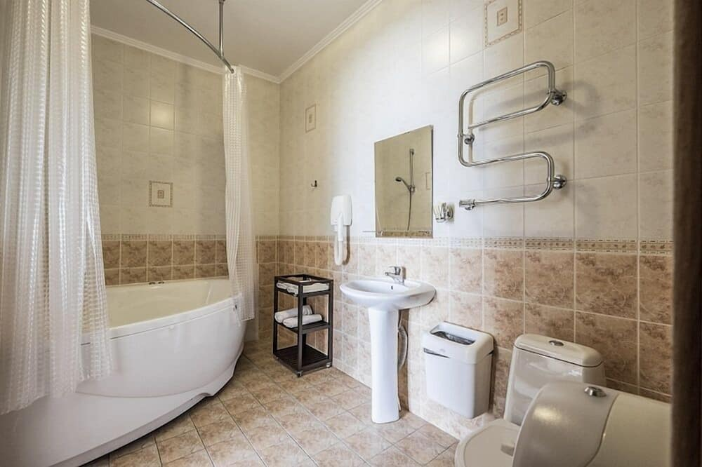 スタジオスイート - バスルーム