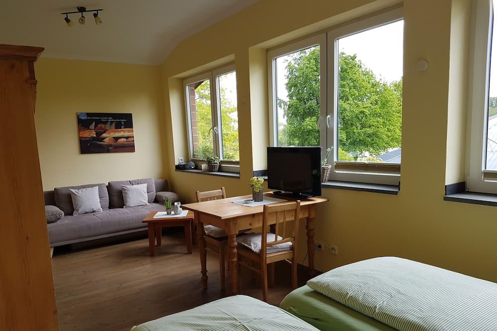 Apartment (Sonnen) - Living Area