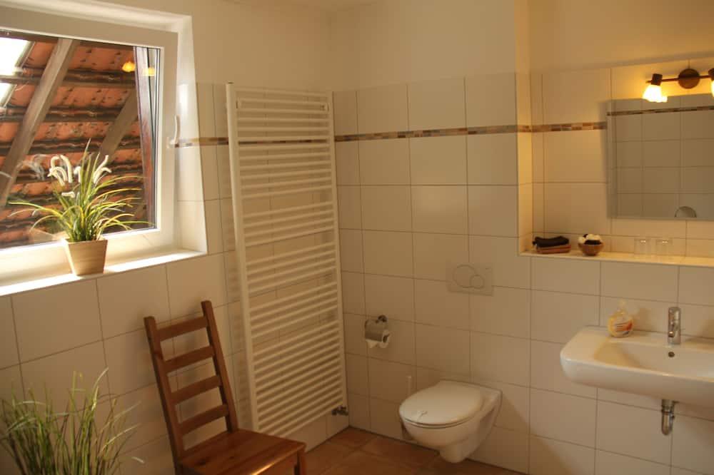 Apartment (Waldblick) - Bathroom