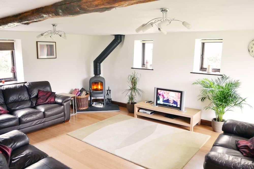 Domek, více lůžek - Obývací pokoj