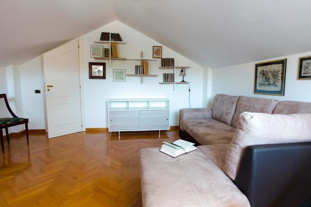 Studio Deluxe - eget badrum - Vardagsrum