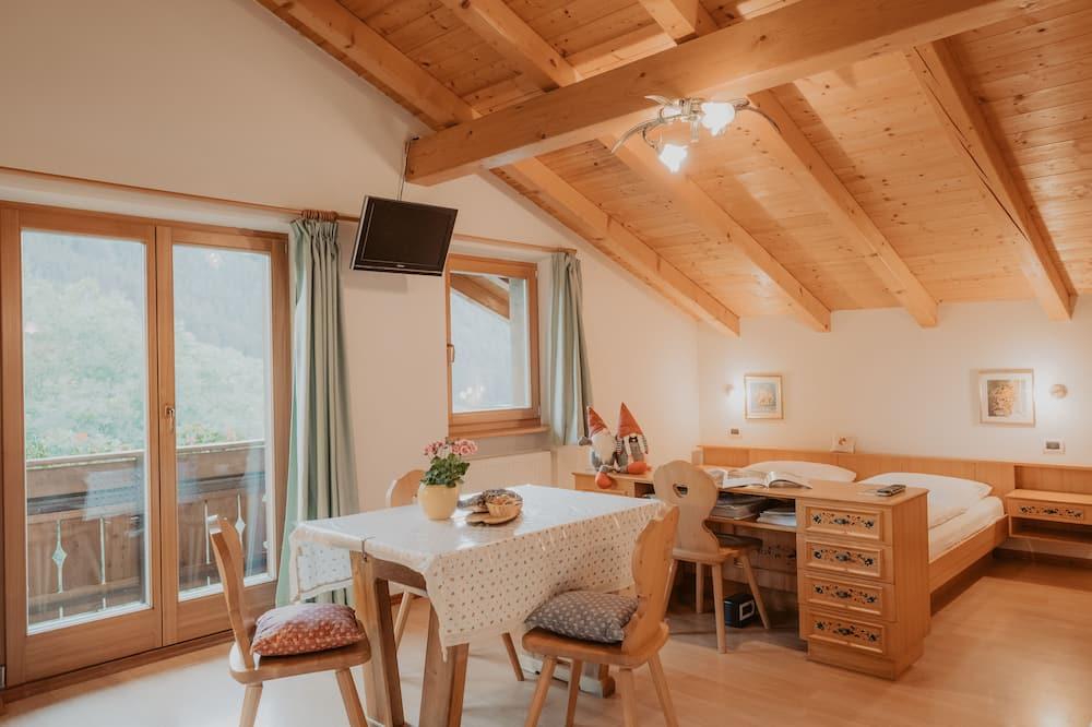 Family Apartment, Connecting Rooms (Claus) - Ruang Tamu