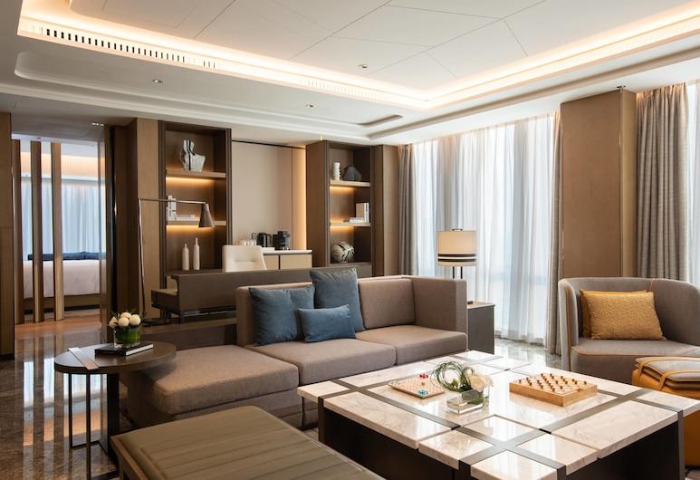 Renaissance Xi'an Hotel, Xi'an, Junior-Suite, 1 Schlafzimmer, Nichtraucher, Zimmer